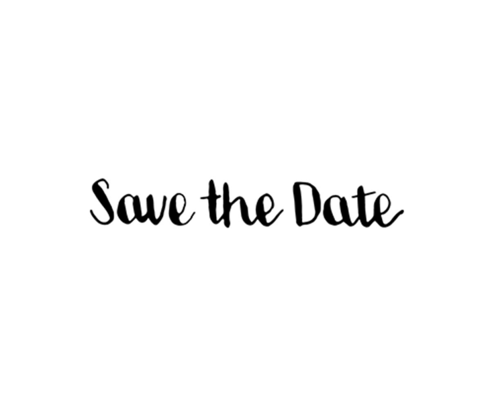 STEMPEL | SAVE THE DATE